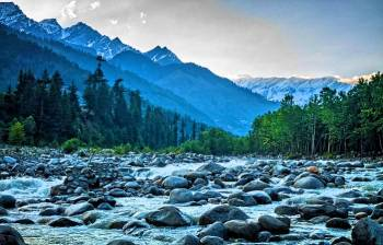3 Nights 4 Days Delhi to Manali Volvo Package