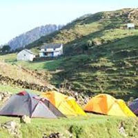 Camping At Triund & Paragliding Tour