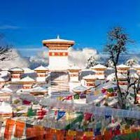 Phuentsholling, Thimpu, Paro Tour
