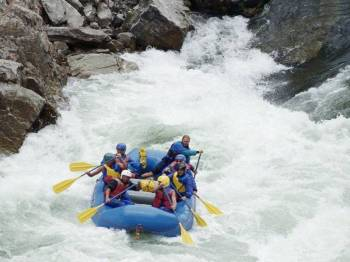 Rishikesh Rafting Adventure Tour