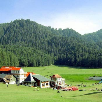 Beautiful Dalhousie Dhramshala  Manali Tour By Cab  For 07 Nights/ 08 Days