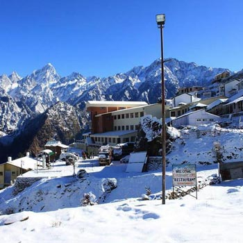 || Beautiful Shimla Manali Tour By Cab  For 05 Nights/06 Days ||