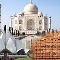 Golden Triangle Tour with Agra, Jaipur and Delhi