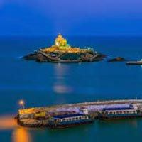 Madurai - Rameshwaram - Kanyakumari (2N / 3D ) Packa...