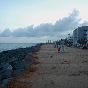 Pondicherry Beach Tour