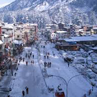 Delhi Manali Volvo Holiday Tour