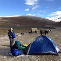 Tso Moriri Lake Trek Tour