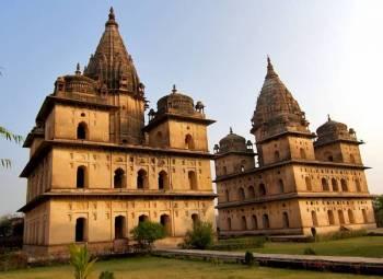 Gurgaon Jaipur Agra Jhansi Orchha Khajuraho Tour