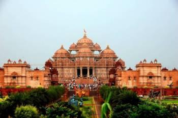 Noida Jaipur Agra Jhansi Orchha Khajuraho Tour