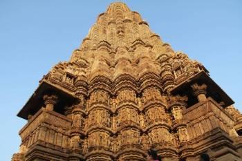 Jaipur Agra Jhansi Orchha Khajuraho Tour