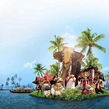 Highlights Of Kerala Package