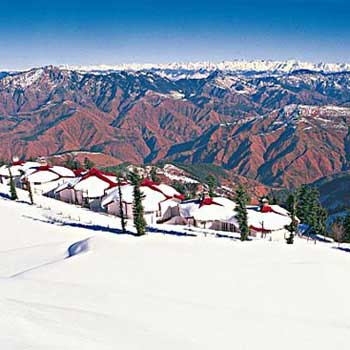 Romantic Himachal To 05 Nights/06 Days Tour