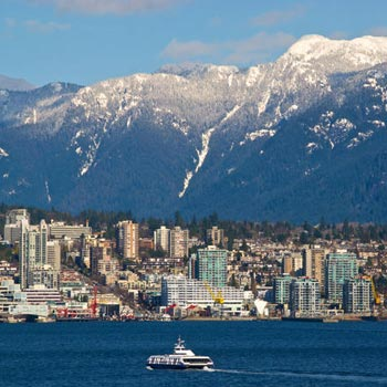 3 Days- Vancouver (City Break) Tour