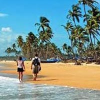 GH-36. MUGO / MUMBAI WITH GOA TOUR
