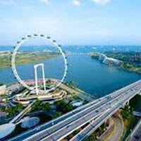 GH-87. SIN / FABILIOUS SINGAPORE 04 NIGHTS / 05 DAYS TOUR