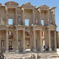 GH-92. TURK / TURKEY TOUR BY BUS–WESTWARD 05 NIGHTS / 06 DAYS