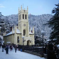 Shimla And Manali (Himachal) Tour