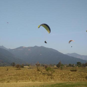 Bir & Dharmshala Himachal Tour