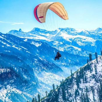 Devbhumi Himachal Tour Package
