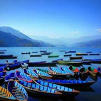 04 Nights / 05 Days  2 nights Kathmandu and 2 nights Pokhara Surface package