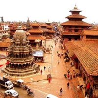 05 Nights/06 Days  2 Nights Kathmandu, 2 Nights Pokhara & 1 Night Chitwan Package