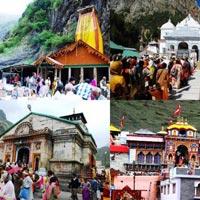 Gangotri Badrinath Kedarnath yatra