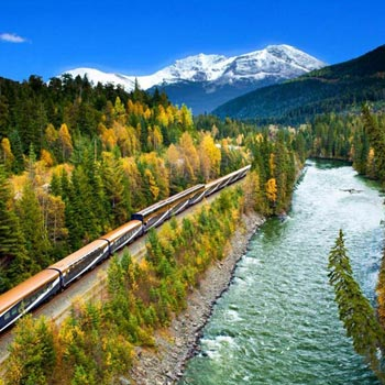 Canadian Rockies Group Tours Code(PKG-8)