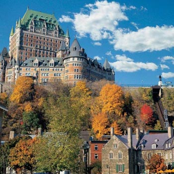 Canada Group Tour Packages