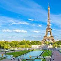Paris with Swiss Code(PKG-4) Tour