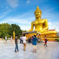 Pattaya and Bangkok 3 Star Package