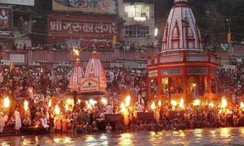 Haridwar -  Rishikesh & Mussoorie Tour