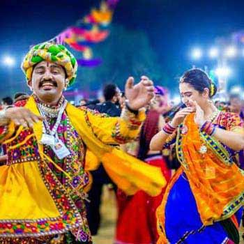 Gujarat Navratri Tour