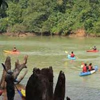 Bison River Resort - Dandeli Trip Tour