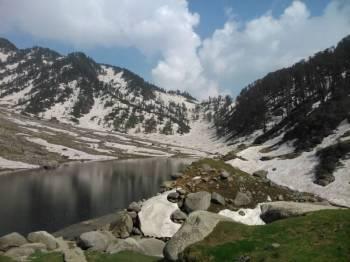 3 Days Kareri Lake Trek with Khauli River