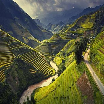 The Vast Landscapes Of Northern Vietnam 6 Days 5 Nights