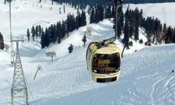 Skiing in Kashmir Tour