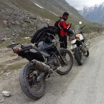 Manali - Tsomoriri - Srinagar Tour