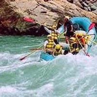 Marine Drive Rafting And Two Night Camping Tour