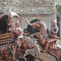 Eklingji, Nagda, Shrinathji and Haldighati Tour