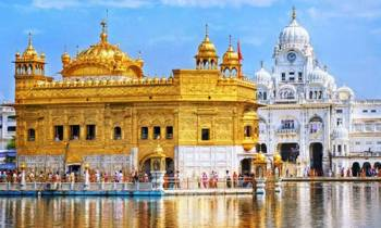 Golden Temple Tour Package