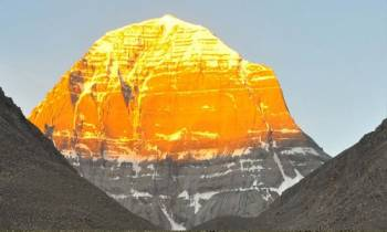Holy Kailash – Manasarovar Yatra 2009 - By Helicopter