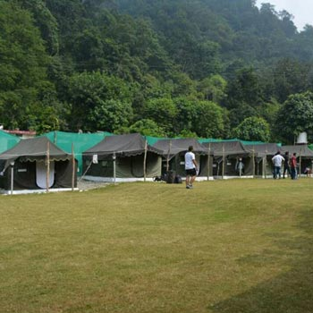 Forest Camping In Rishikesh Tour