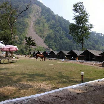 Cheap Camp In Shivpuri Package