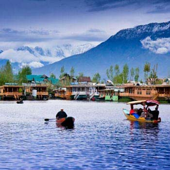 Kashmir Houseboat Holidays Package