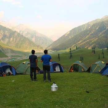 Vishensar Trekking Tour