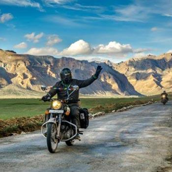 Delhi Leh Manali Motorbike Trip Tour