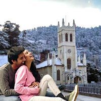 Shimla - Manali Honeymoon Package By Car Ex Chandigarh