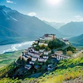 Spiti Valley Jeep 8 Nights / 9Days Tour