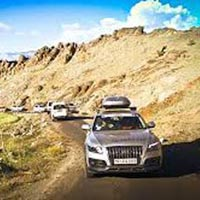 Trans - Himalayan Jeep Safari 9 Nights /10 Days Tour