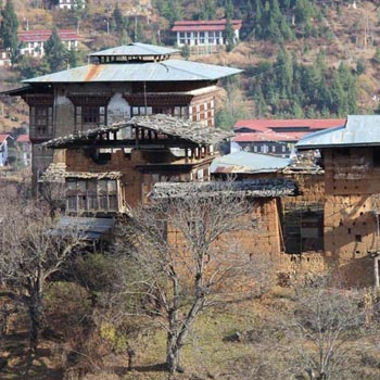 Bhutan Luxury Tour for 08 Days